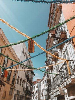 Bairro Alto, Lisbon. The neighborhood to party